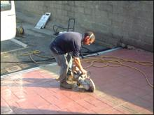 Driveways installation 9
