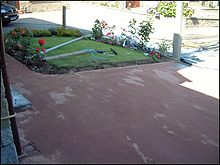 Driveways installation 4